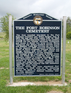 Fort Robinson Cemetery