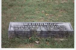 Samuel Lewis McCormick
