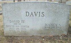 Nancy <I>Sandstrom</I> Davis