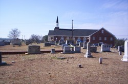 Putman Baptist Church Cemetery