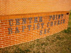 Center Point Baptist Church Cemetery