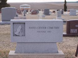 Hayes Center Cemetery