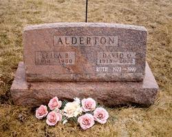 Leila Blanche <I>Clow</I> Alderton