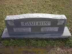 """William Gambrell """"Gam"""" Cameron"""