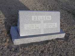 George W. Belden