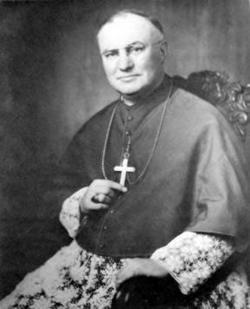 Rev Gerald Patrick O'Hara