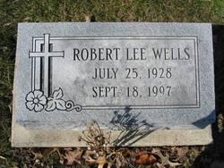 Robert Lee Wells