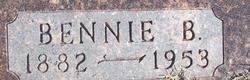 Bennie B Atkinson