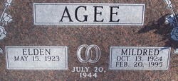 Mildred Agee