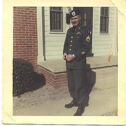 SFC Elmer Robert Lee Ables, Jr