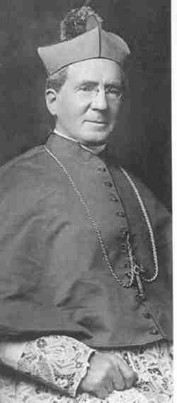 Rev Michael John Hoban