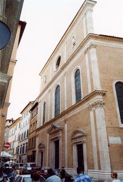 Santa Maria dell' Anima Church