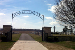 Saint Rosa Catholic Cemetery