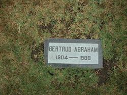 Gertrud Abraham