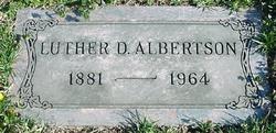 Luther Daniel Albertson, Sr