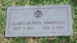 Gladys Murphy Kimbrough