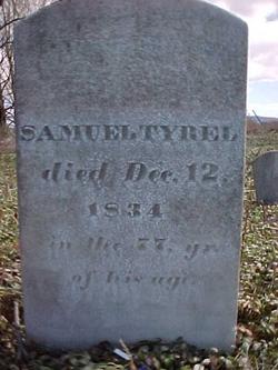 Samuel Tyrel