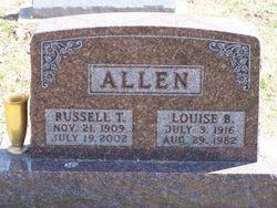 Russell T Allen