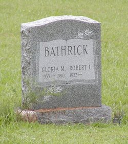 Gloria M. <I>Fallon</I> Bathrick