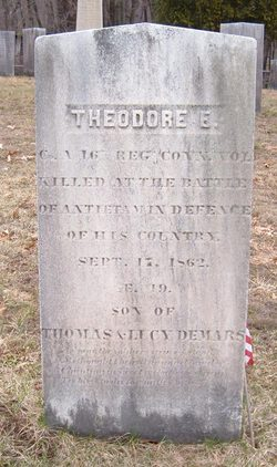 Theodore E DeMars