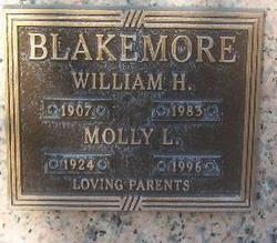 Molly Lee <I>Braden</I> Blakemore