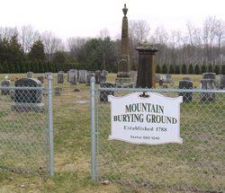 Mountain Burying Ground
