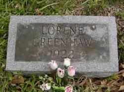 Lorene Greenhaw