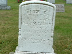 Alice Christina Calvin