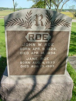 John W Roe