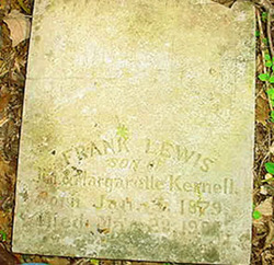 Frank Lewis Kernell
