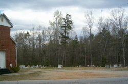 Moore's Chapel Methodist Church Cemetery