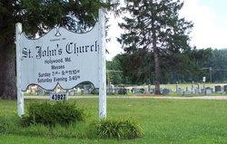 Saint John Francis Regis Cemetery