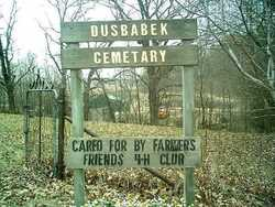 Dusbabek Cemetery
