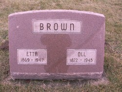 "Georgetta ""Etta"" <I>Linkenhoker</I> Brown"