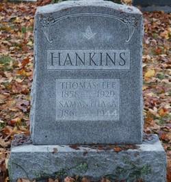 Samantha Angeline <I>Petty</I> Hankins