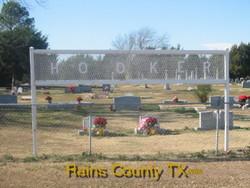 Hooker Ridge Cemetery