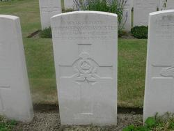 Private Lindon Edward Wooster