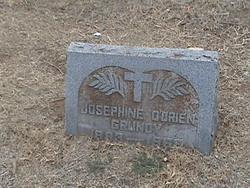 Josephine <I>O'Brien</I> Grundy