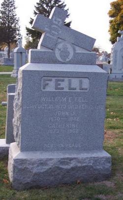 Catherine Fell