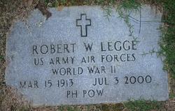 Robert Wayne Legge