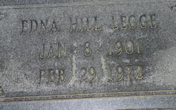 Edna Hill Legge