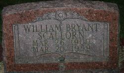William Bryant Scallorn