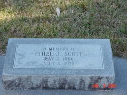 Ethel J. Scott