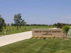 Missouri Veterans Cemetery at Jacksonville
