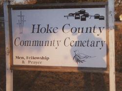 Hoke County Community Cemetery
