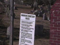 Warrior Cemetery