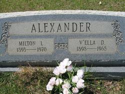Milton Lee Alexander
