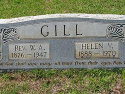 "Rev William Alexander ""Alex"" Gill, Sr"
