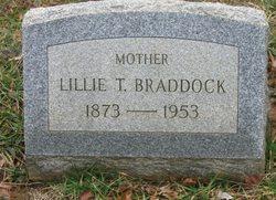 Lillie May <I>Taylor</I> Braddock