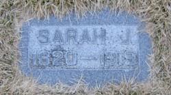 Sarah <I>Johnson</I> Fowers